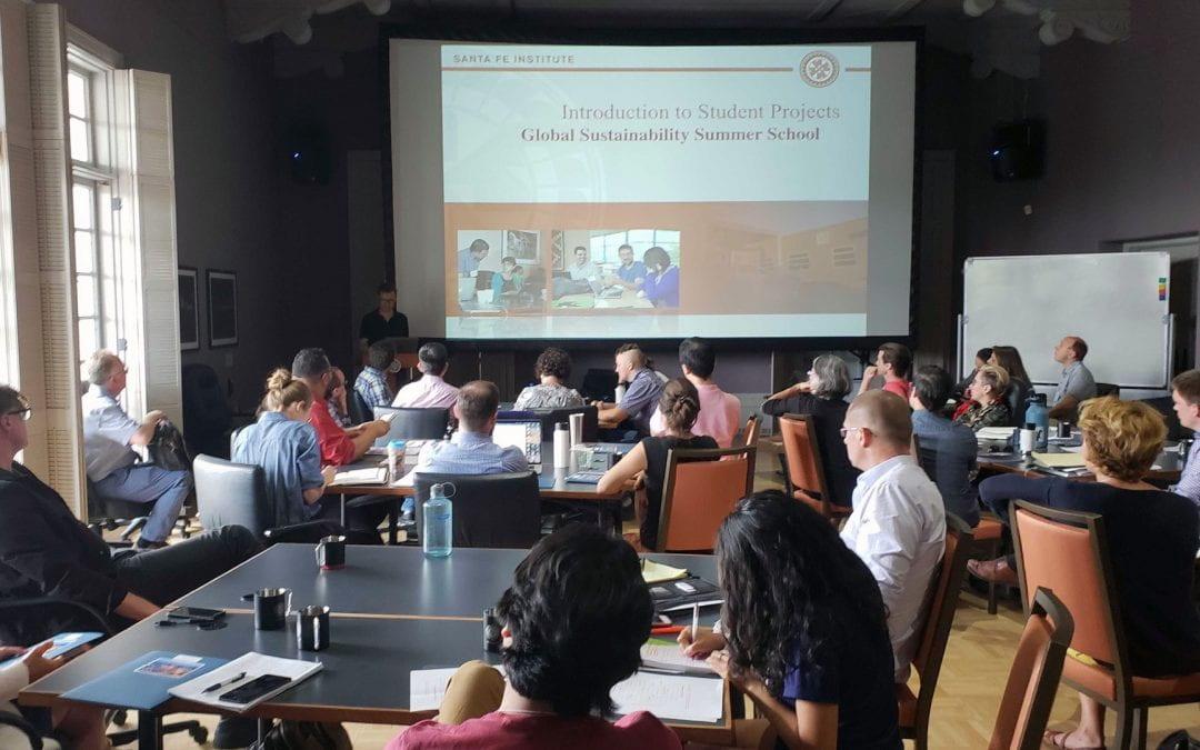 2019 Global Sustainability Summer School Kicks Off in Santa Fe