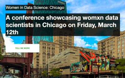 Women in Data Science: Chicago