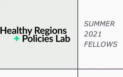 Welcoming HeRoP's 2021 Spatial Data Science Fellows