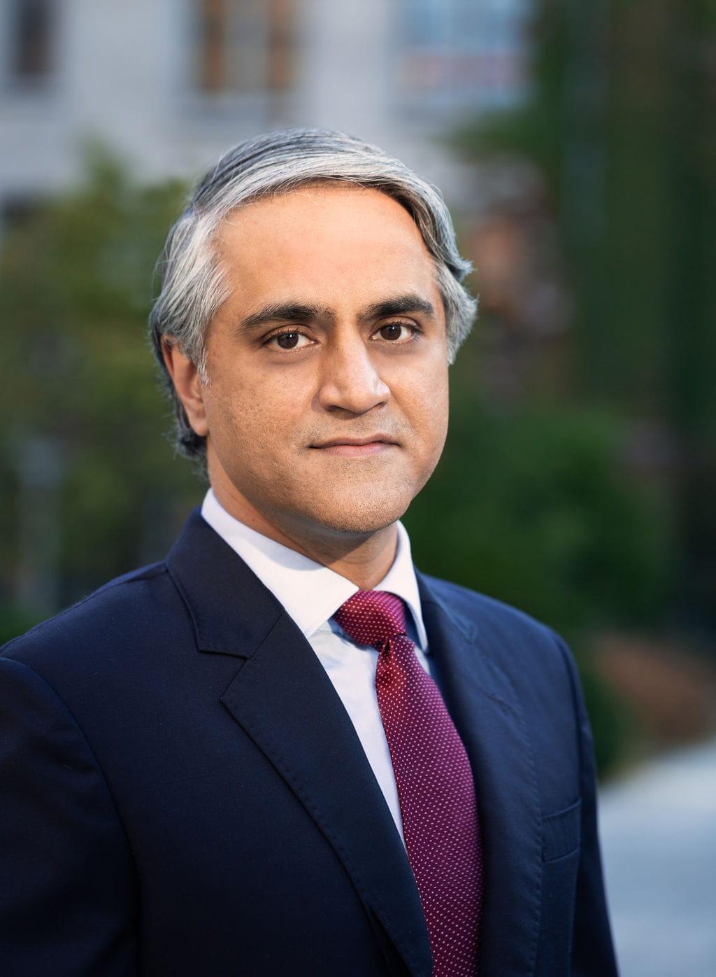 Headshot of Sunit Singh