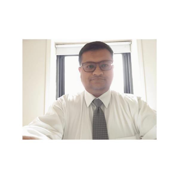 Headshot of Amit Anshumali