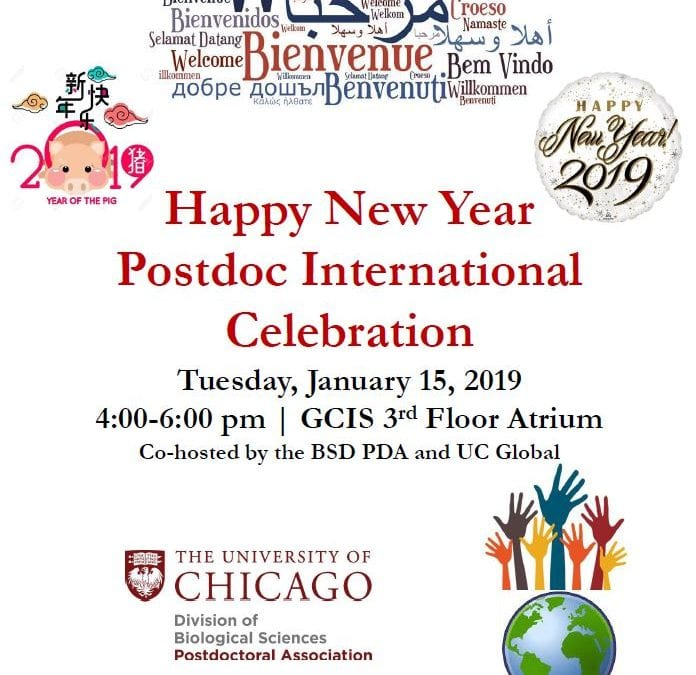 Happy New Year Postdoc International Celebration!