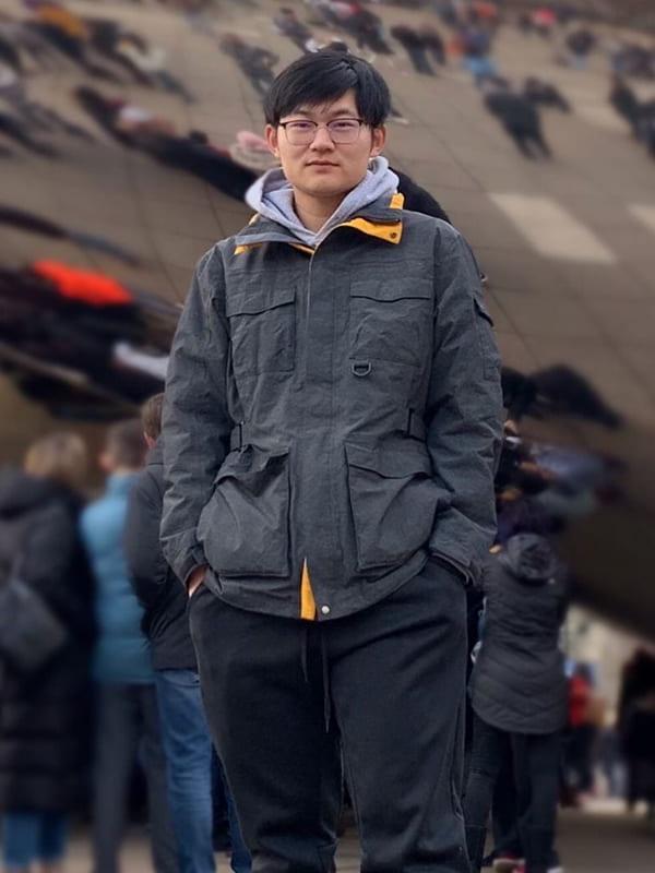 Haoyu Shi