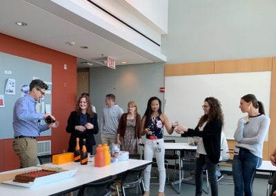 Lindsey's Thesis Defense Party 7-22-2019
