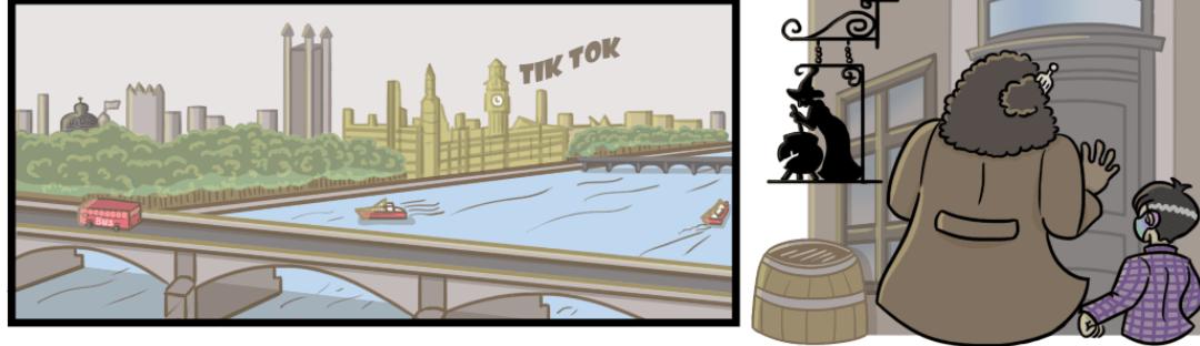 Quadrinhos – Harry Poc #03