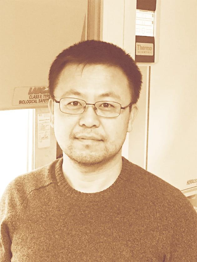 Jiping Yue