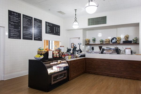 Front of House Tiffin Cafe