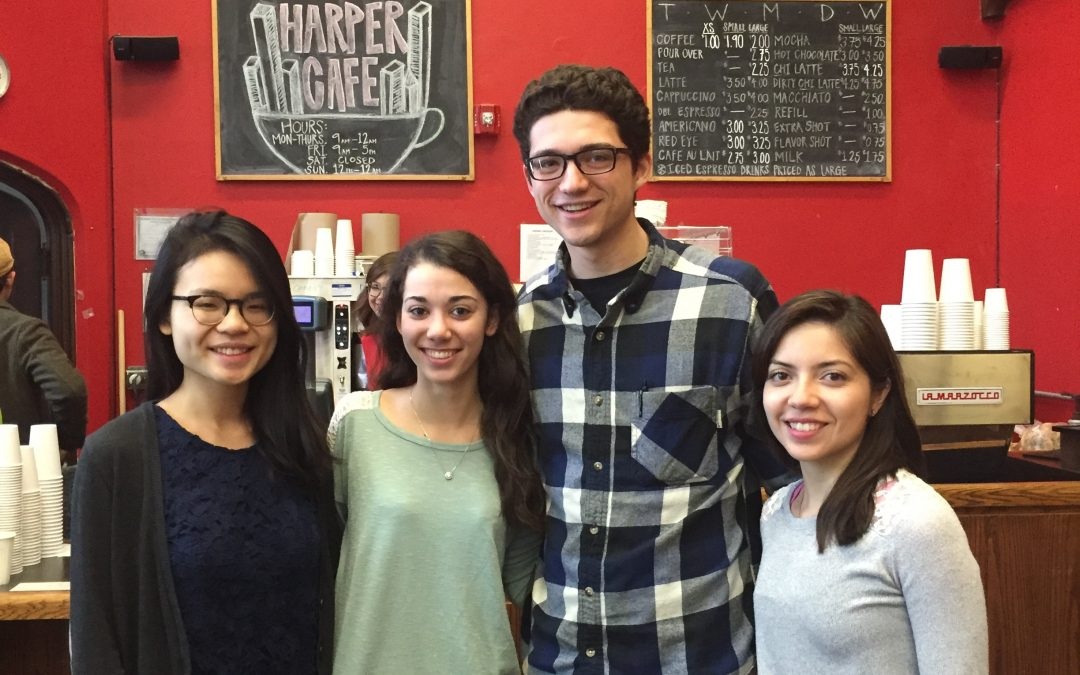 Project CAFES featured in UChicago News!