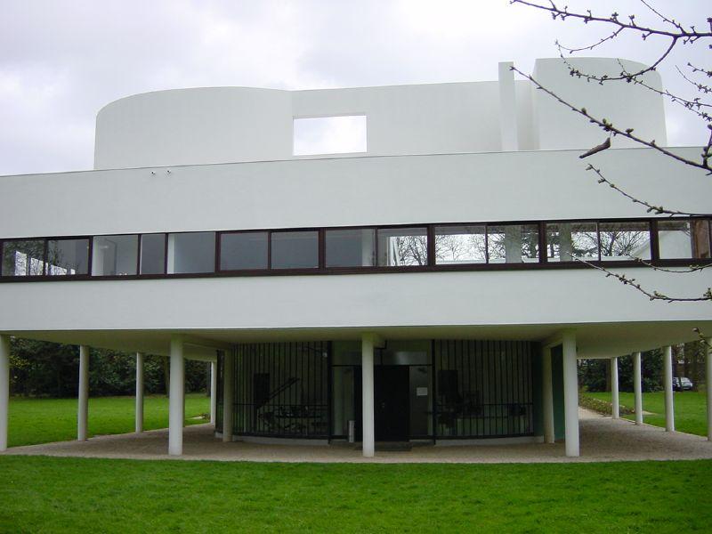Le Corbusier Architecture Style