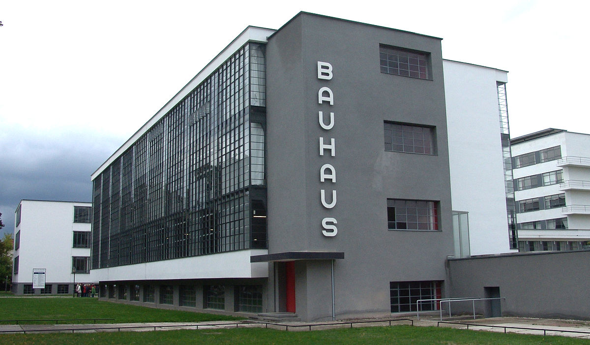 bauhaus a dictionary of modern architecture