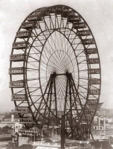 Ferris Wheel by George W. Ferris