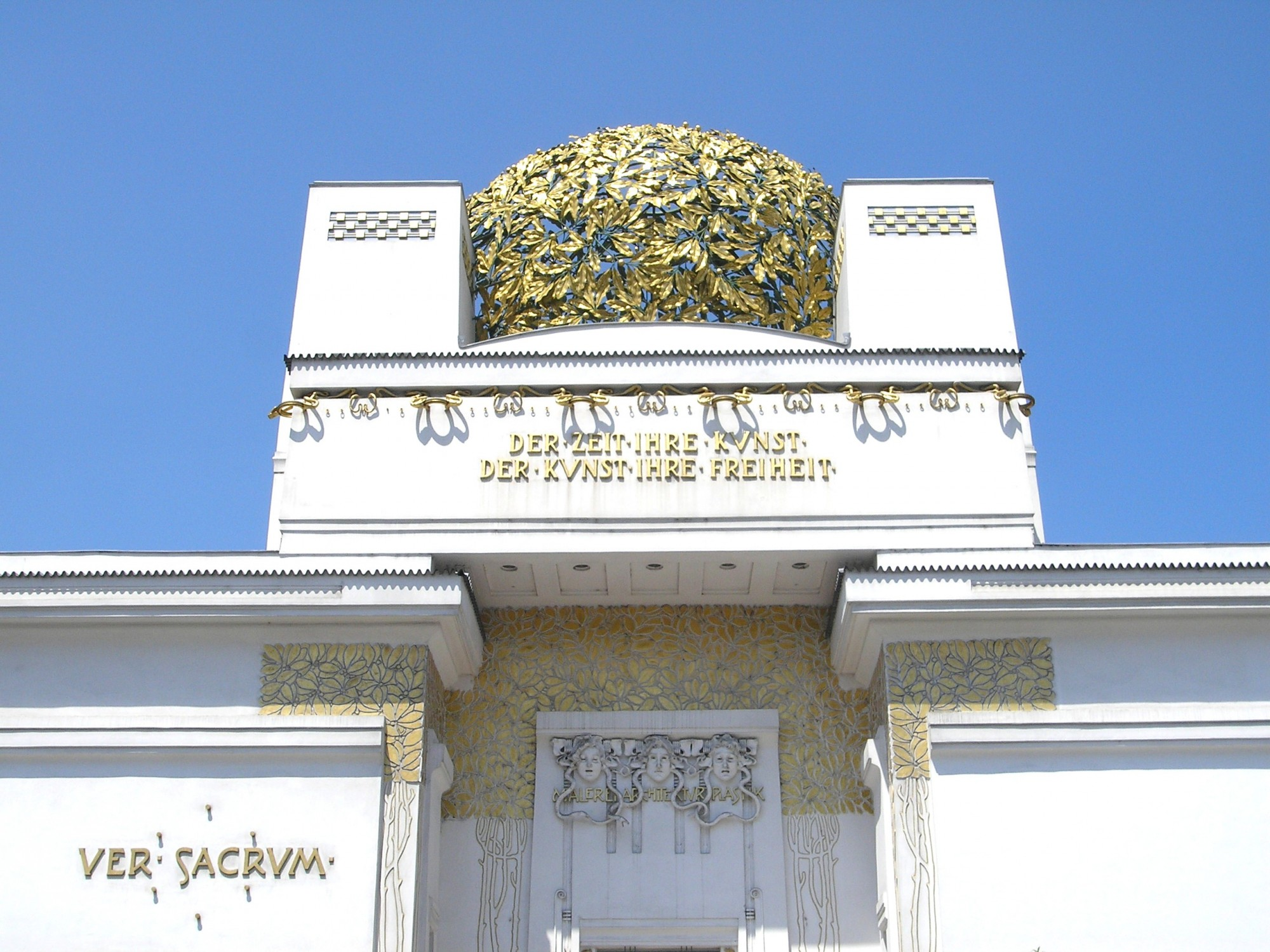 Modern Architecture Vienna vienna secession – a dictionary of modern architecture
