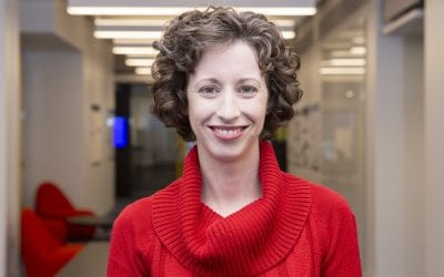 New CS/Stats Prof. Rebecca Willett Explores Foundations, Applications of Data Science