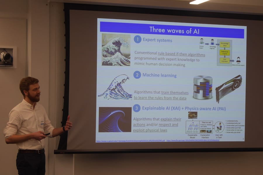 Science's New Best Friend — Area Researchers Discuss AI at UChicago CS