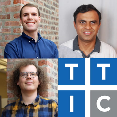 TTIC Welcomes New Faculty