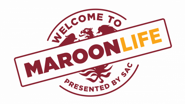 Logo of Welcome to MaroonLife at the University of Chicago