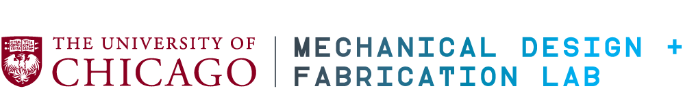 Mechanical Design and Fabrication Lab