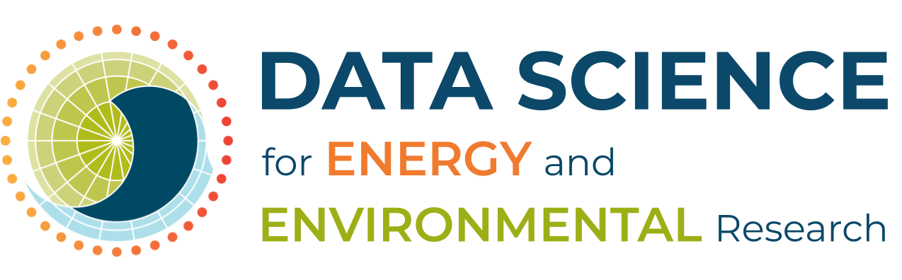 Data Science for Energy and Environmental Research