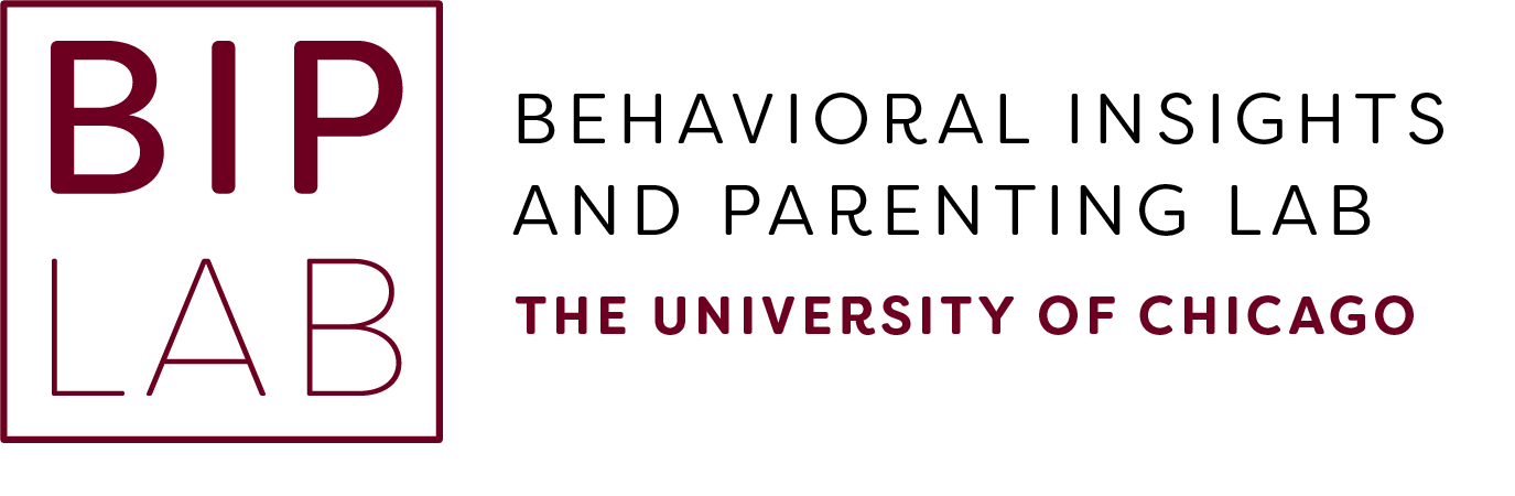 Behavioral Insights and Parenting Lab