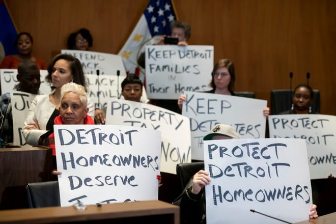 Professor Berry comments on ongoing property tax inequities in Detroit and why the City's reappraisal failed