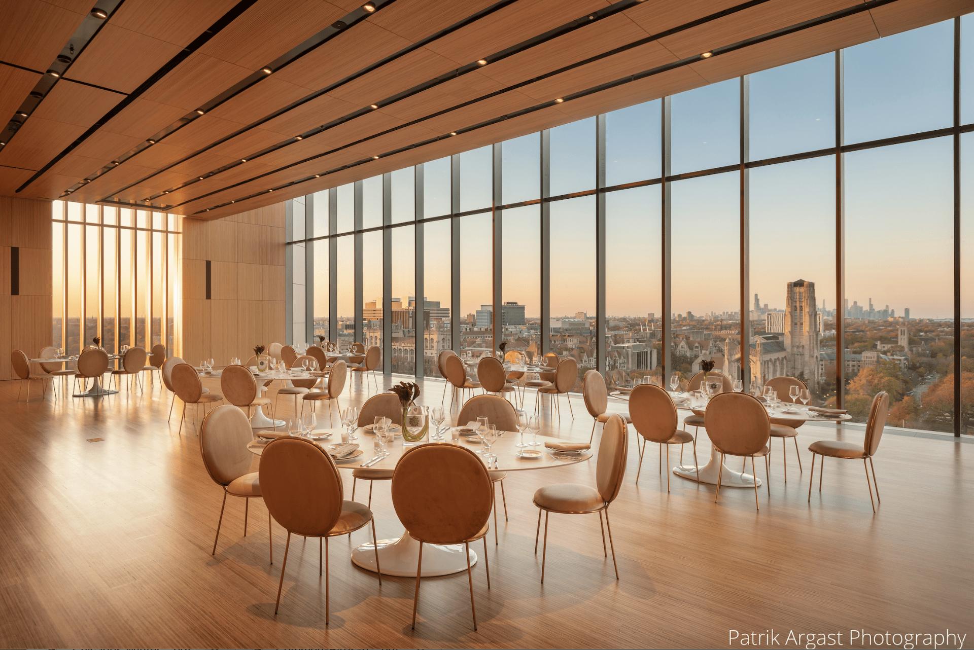 City View Room at Rubenstein Forum