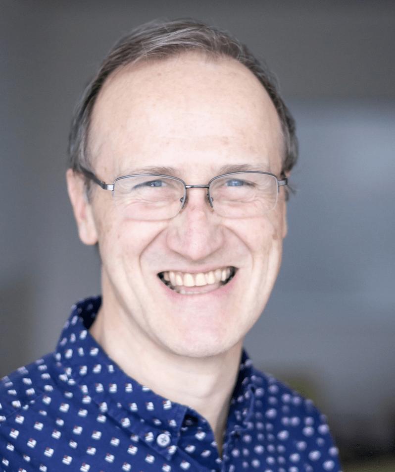 Headshot of Koen Van Gorp
