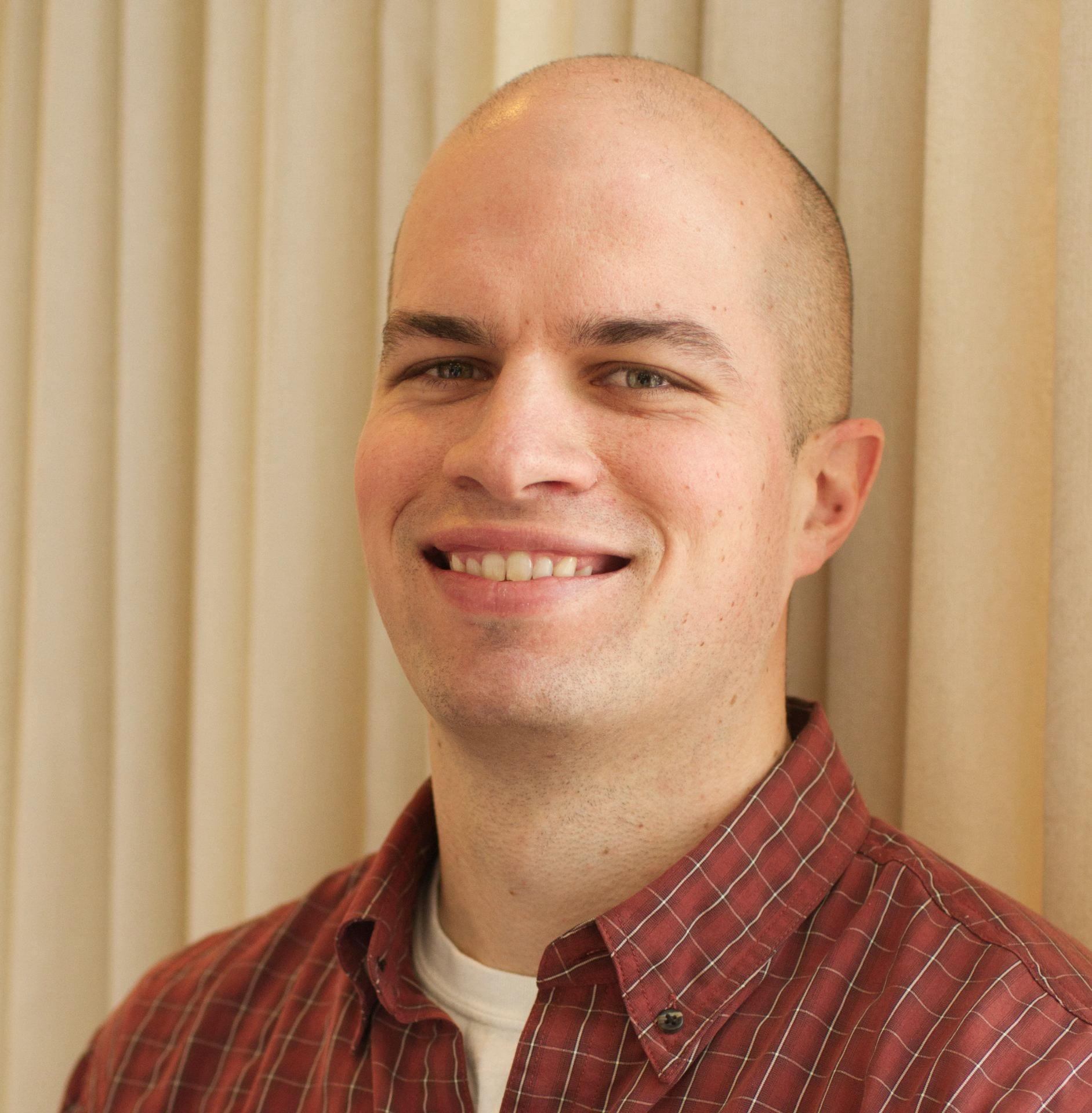 Nick Swinehart headshot