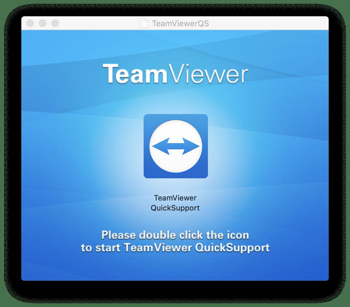 Teamviewer download mac os