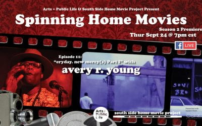Sep 24: Spinning Home Movies with avery r. young