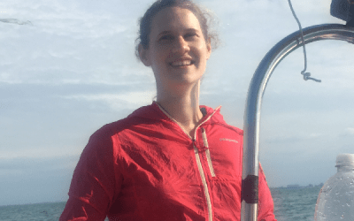 Marta Borowska becomes a Doctor