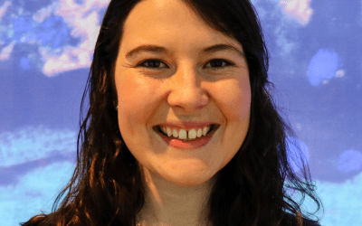 Charlotte James, PhD joins the lab as a postdoc
