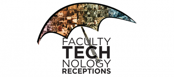 Announcing the 14th Annual Faculty Technology Receptions