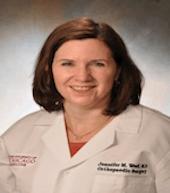 Jennifer Wolf, M.D.