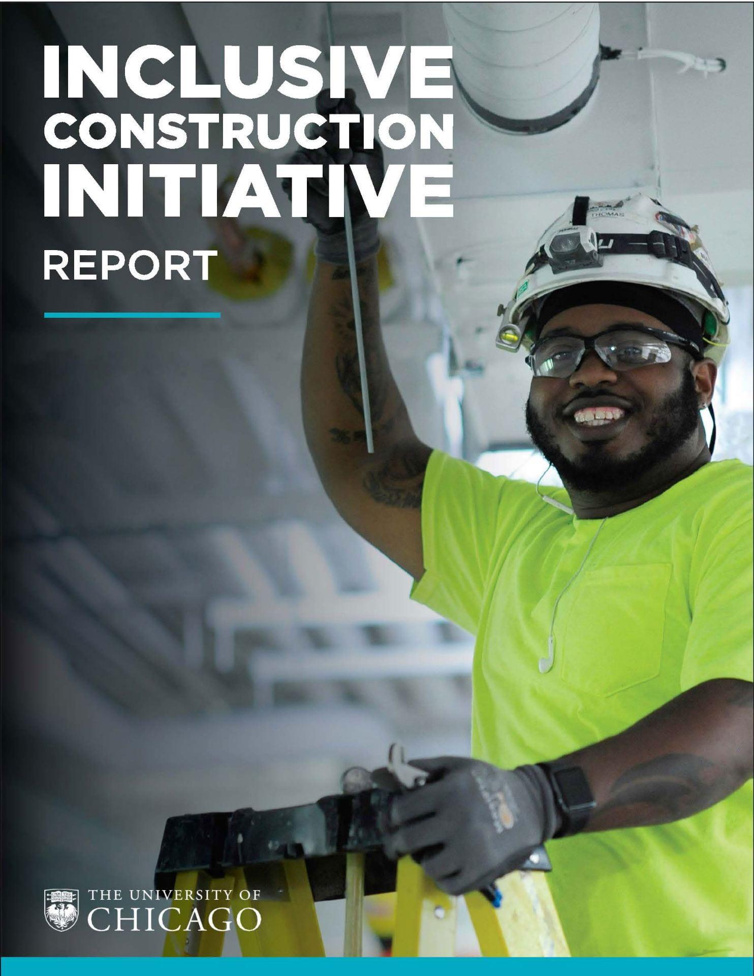 Inclusive Construction Initiative Report Cover