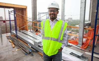 Building Opportunity: Construction Diversity and Workforce Goals Channel UChicago's Economic Power