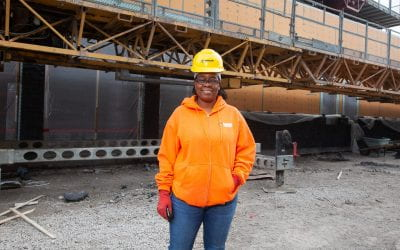 Woodlawn Residential Commons: Building a more inclusive workforce on the South Side