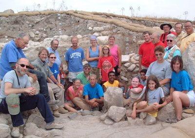 Zeitah Excavations