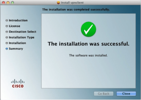 Screen Capture of install step number 8