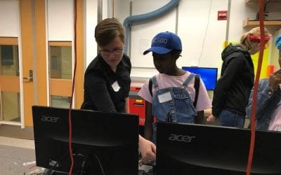 Girls4Science Outreach Event