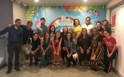 "WiC attends The Second City's ""She the People"""