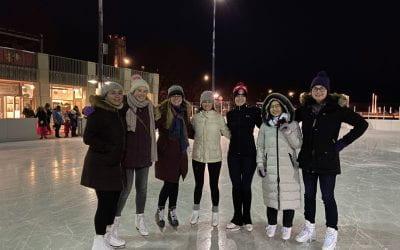 Ice Skating 2020