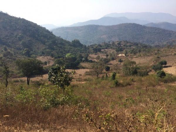 Eastern Ghats near Vishakapatnam