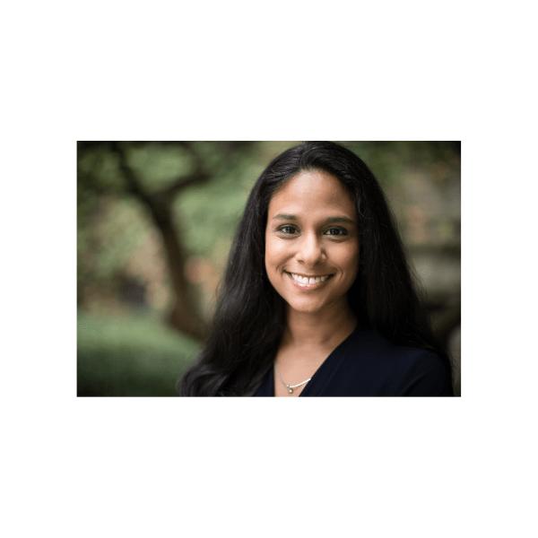 Headshot of Anjali Adukia