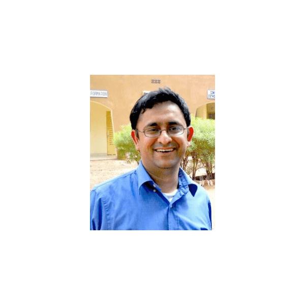 Headshot of Kavi Bhalla