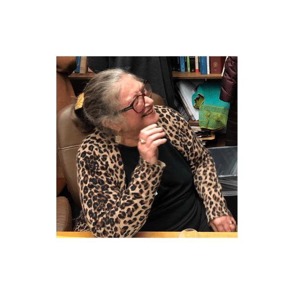 Headshot of Wendy Doniger