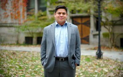 Faculty Highlight: Marco Garrido