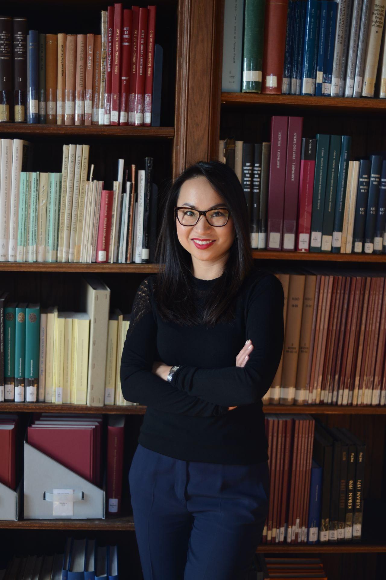 Headshot of Kimberly Kay Hoang
