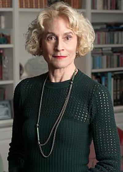 Photo of Martha Nussbaum