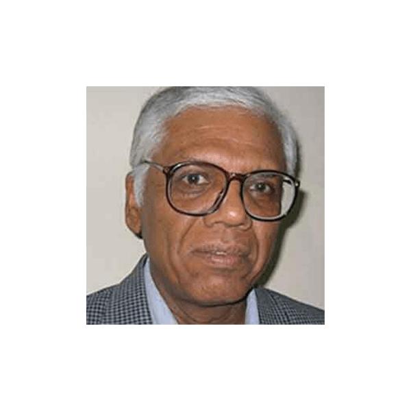 Headshot of Muzaffar Alam