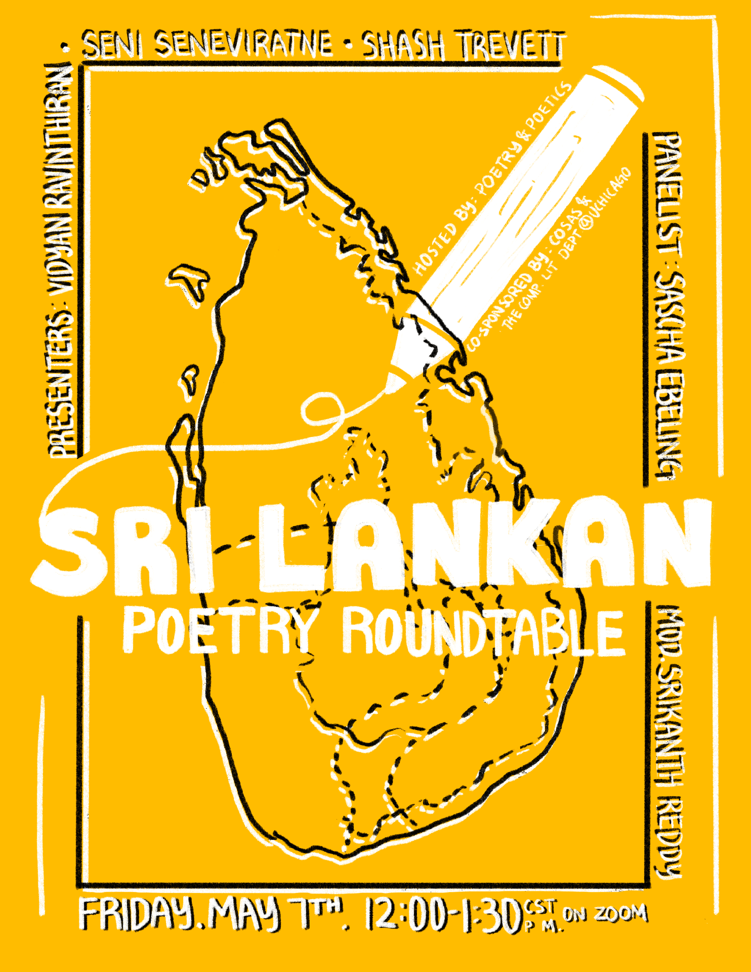 Poetry Roundtable Main Poster